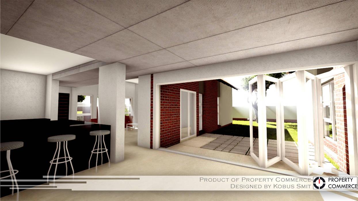 Nhà theo Property Commerce Architects, Hiện đại