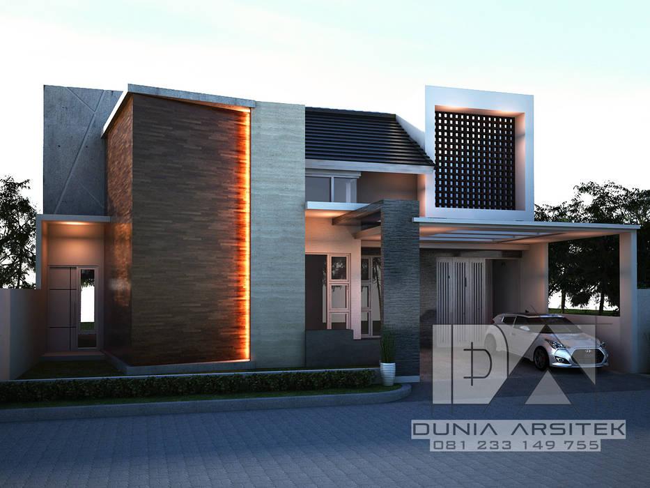 Rumah Minimalis Dunia Arsitek