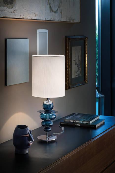 Igloo lampada da tavolo: camera da letto in stile di sylcom,   homify