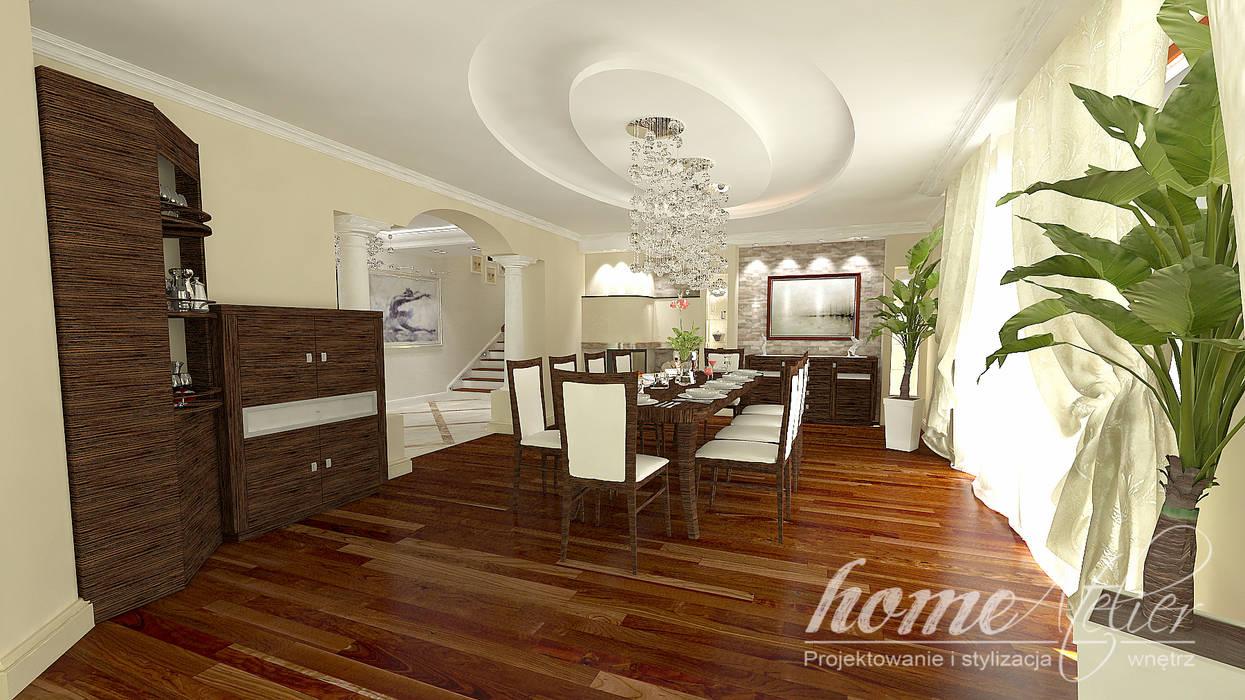 Home Atelier Ruang Makan Klasik