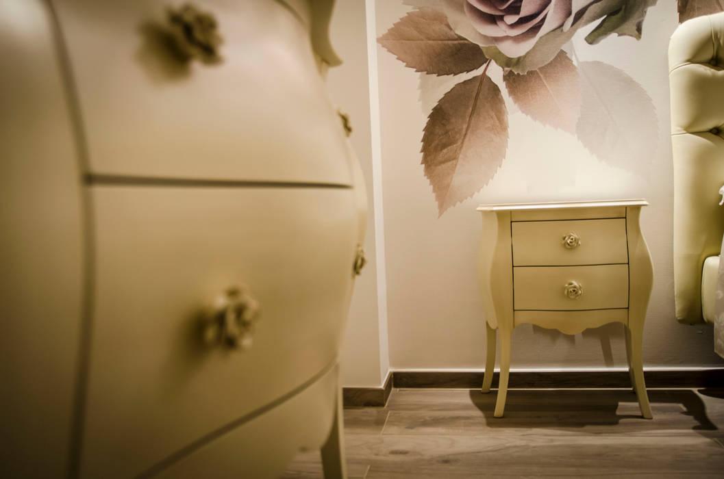 Romantico e senza tempo: camera da letto in stile di arredamenti ...