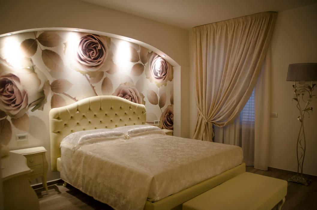 Romantico e senza tempo: camera da letto in stile di ...