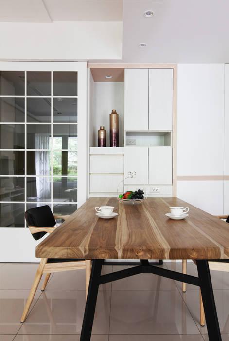 築一國際室內裝修有限公司 Modern dining room