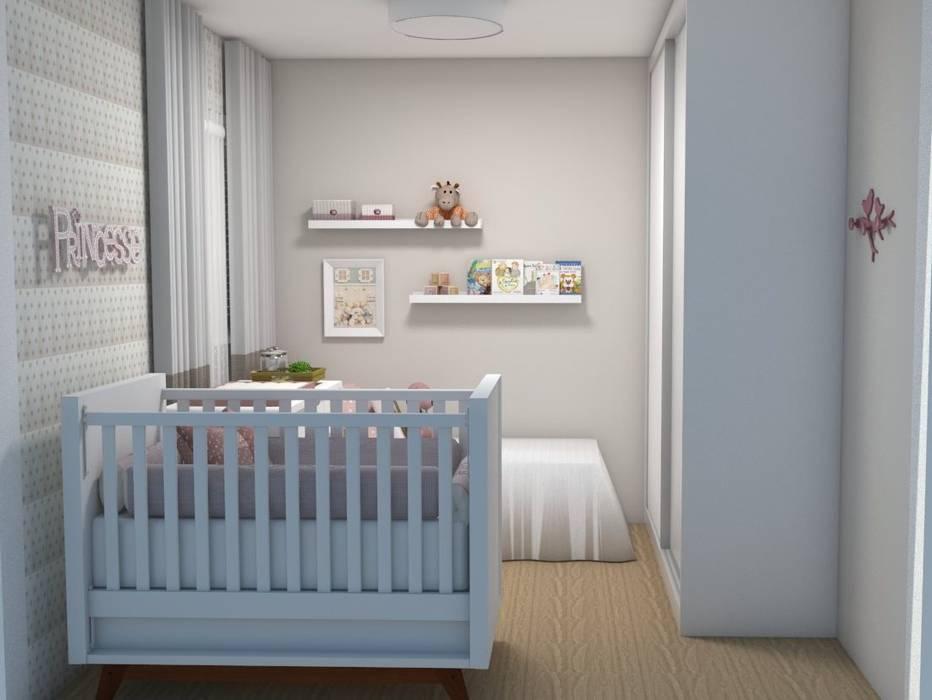 Classic style bedroom by ML Designer de Interiores Classic