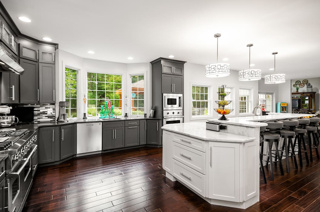 من Main Line Kitchen Design إنتقائي كوارتز