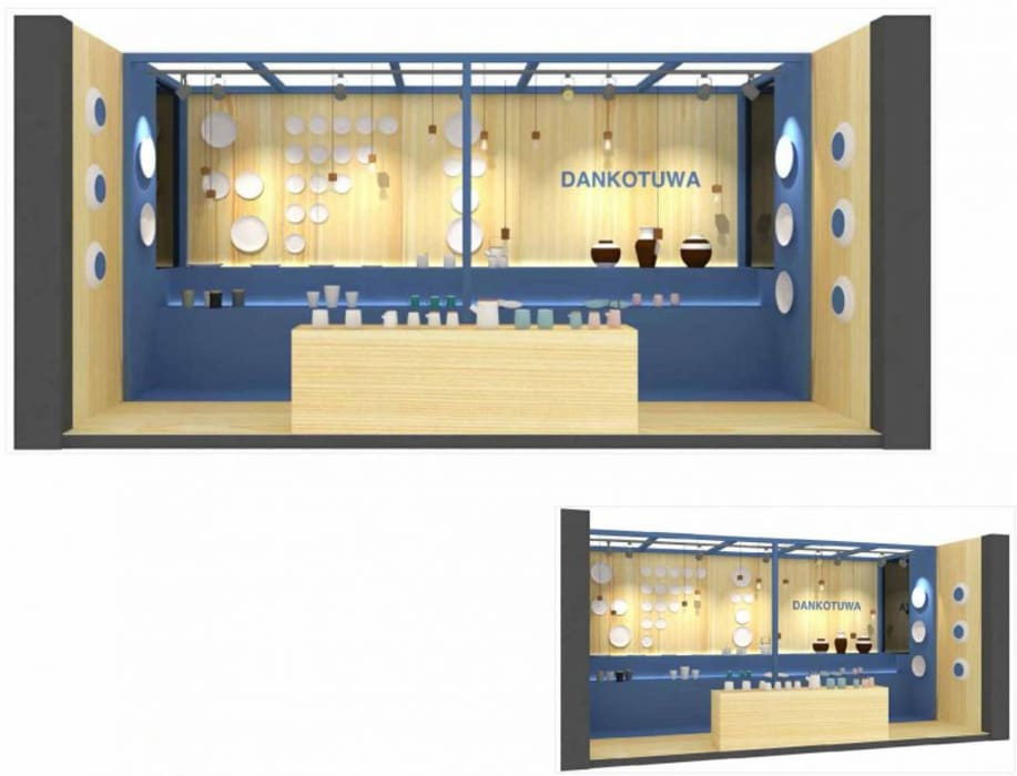 Diseño Stand: Ferias de estilo  de Studioapart interioristas en Barcelona