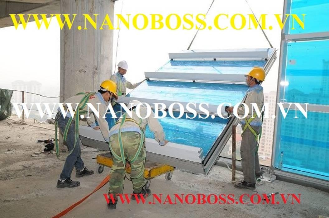 de Công ty Cổ Phần Tập đoàn Nano Boss