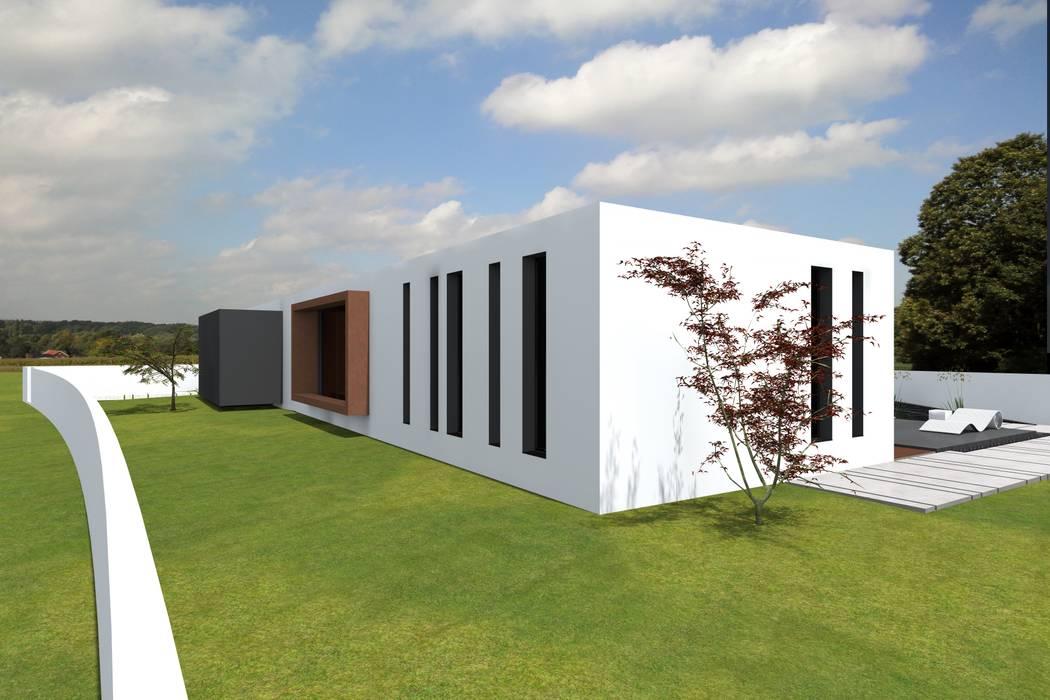 Projeto Diamante Magnific Home Lda Casas modernas