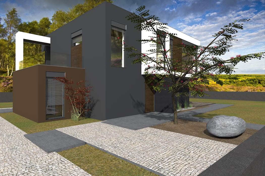 Modern houses by Magnific Home Lda Modern