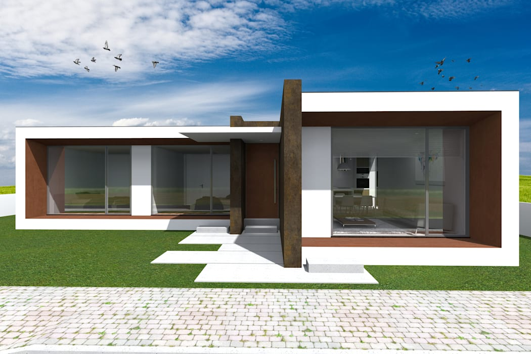 Magnific Home Lda Minimalist house