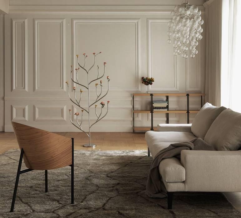Fauteuil costes – driade: salon de style par création contemporaine ...