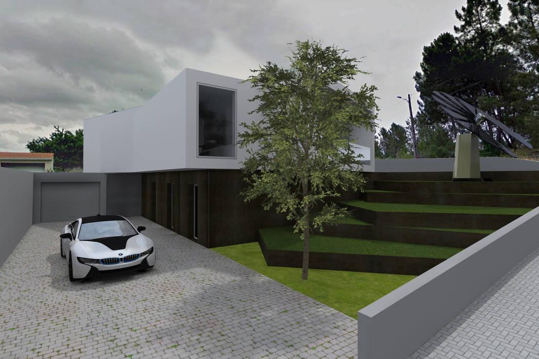 Maisons modernes par Magnific Home Lda Moderne