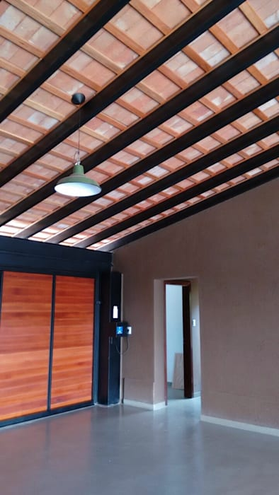 Walls by Abitar arquitectura, Rustic