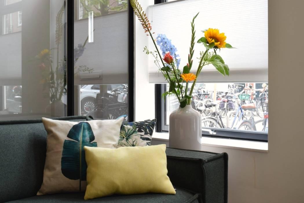 Benedenwoning Amsterdam Atelier09 WoonkamerAccessoires & decoratie