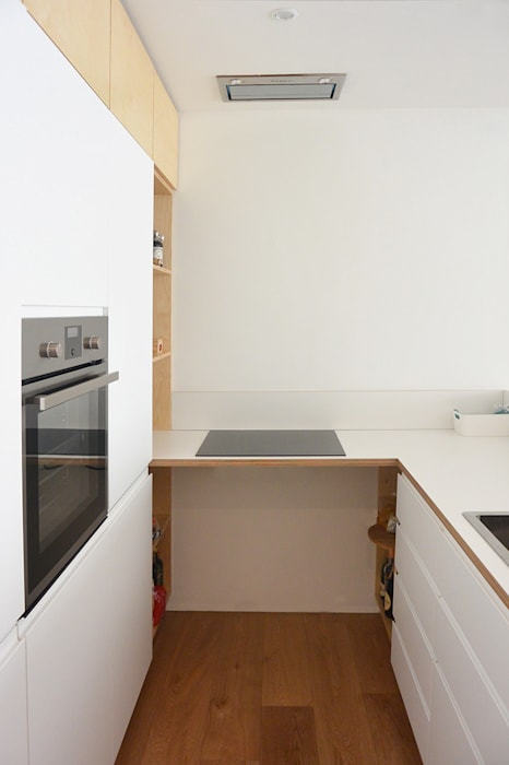 Angolo cottura con cucina ikea customizzata: cucina in stile in ...