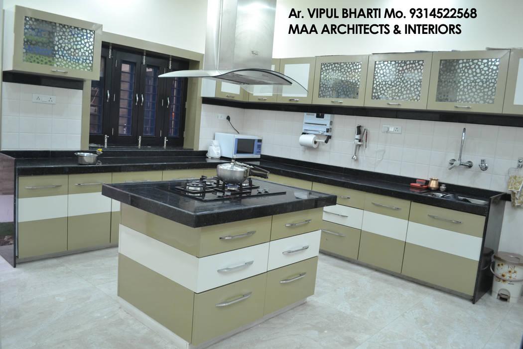 Prem chelani ji modern kitchen by maa