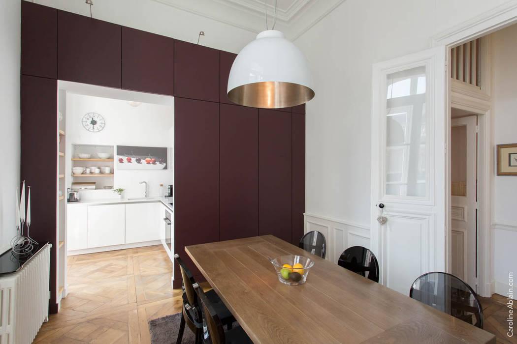 5: salle à manger de style par atelier claire dupriez ...