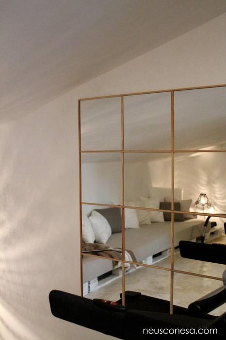 지중해스타일 피트니스 룸 by Neus Conesa Diseño de Interiores 지중해