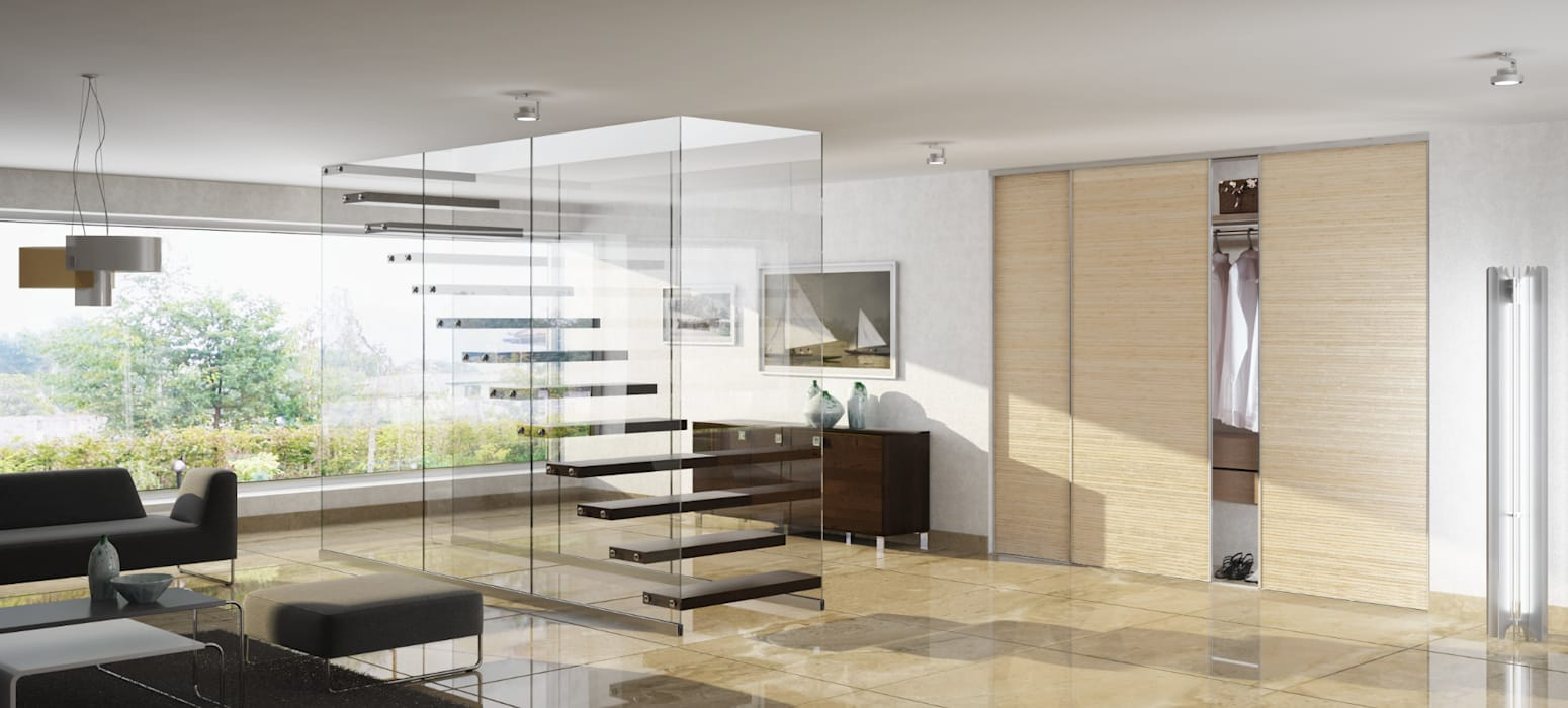 CARE MOBILIARIO MADRID,S.L. Classic style dressing room Wood