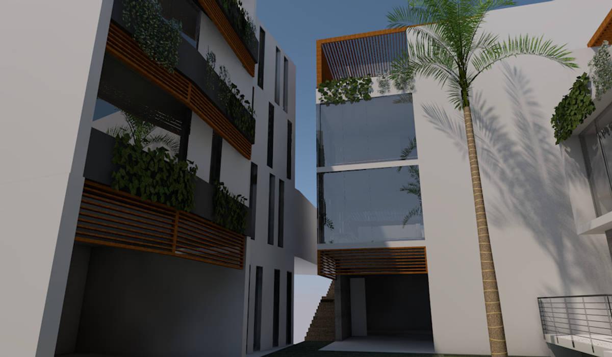 Casas modernas de MGR Moderno