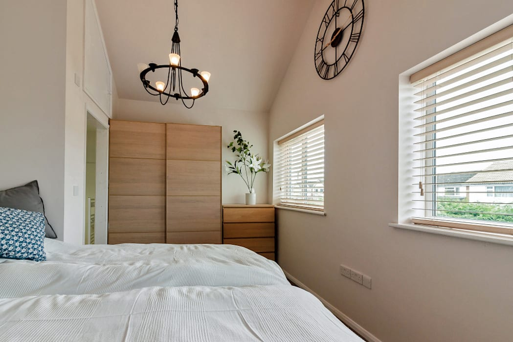 Master Bedroom dwell design Спальня