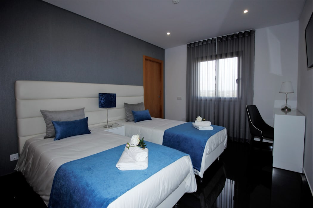 H&P Mobiliário e Decoração BedroomTextiles