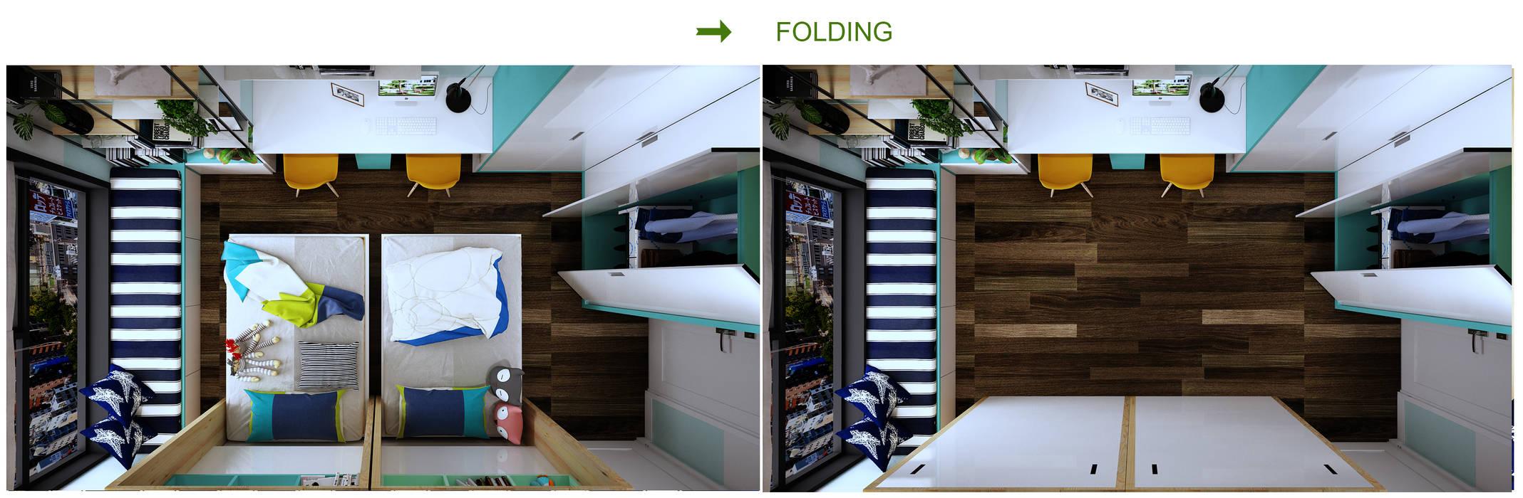 modern  by Công ty TNHH Thiết kế và Ứng dụng QBEST, Modern