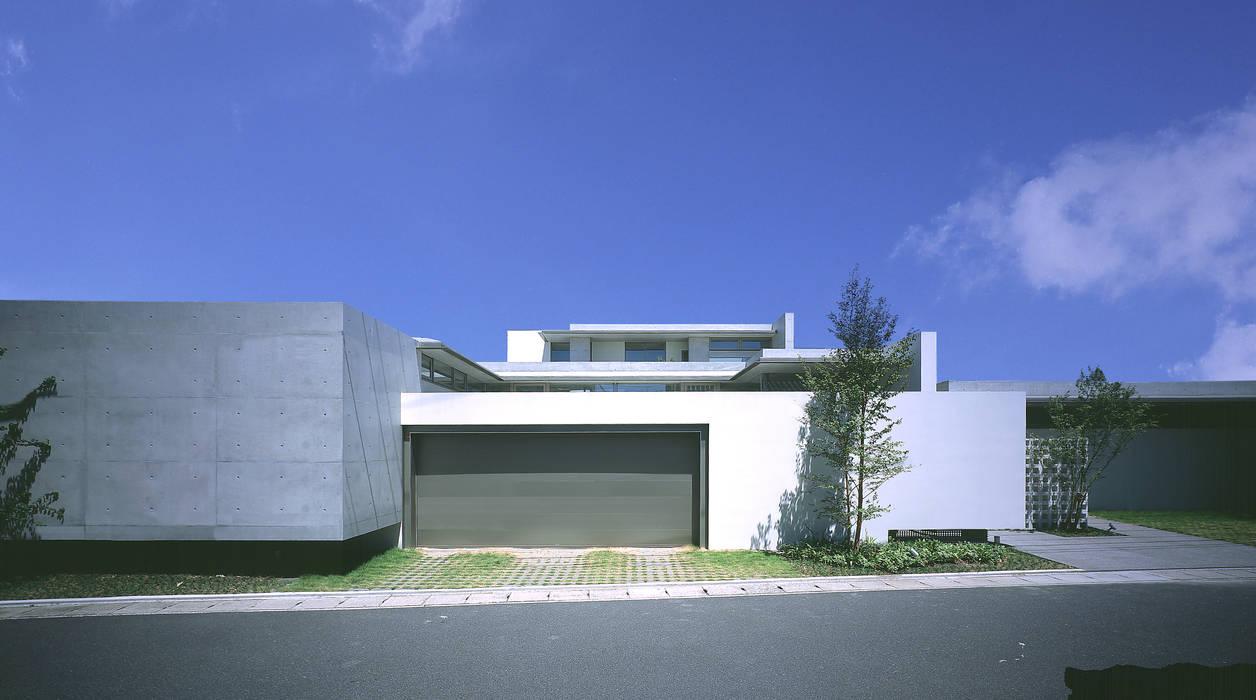 東谷山の住宅 II: アトリエ環 建築設計事務所が手掛けた家です。