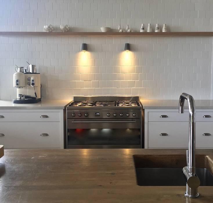 Cocinas de estilo  por Turquoise , Moderno