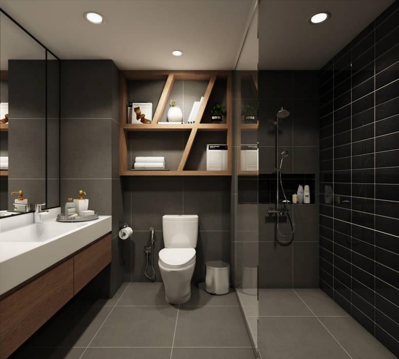 :  ห้องน้ำ โดย 22Augustudio,