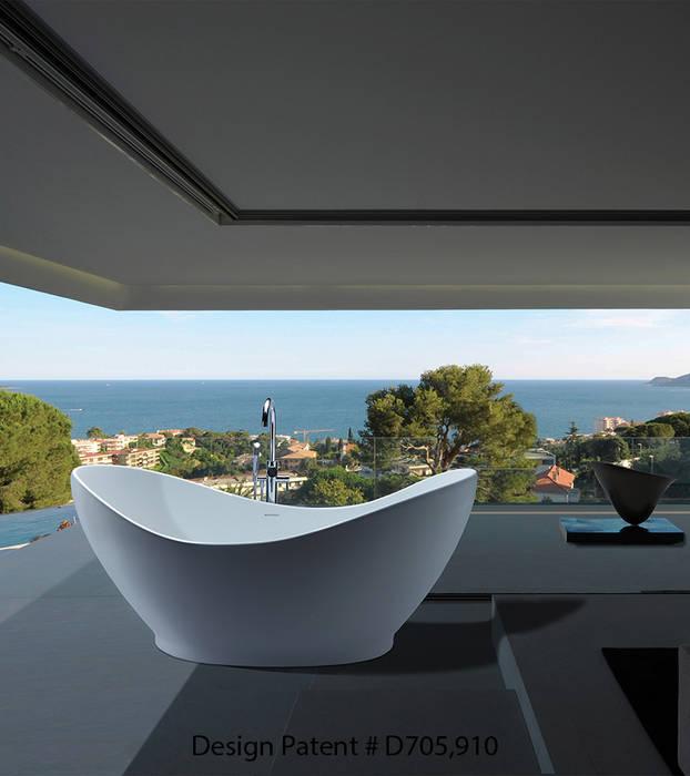 Baños de estilo moderno de Serenity Bath Moderno