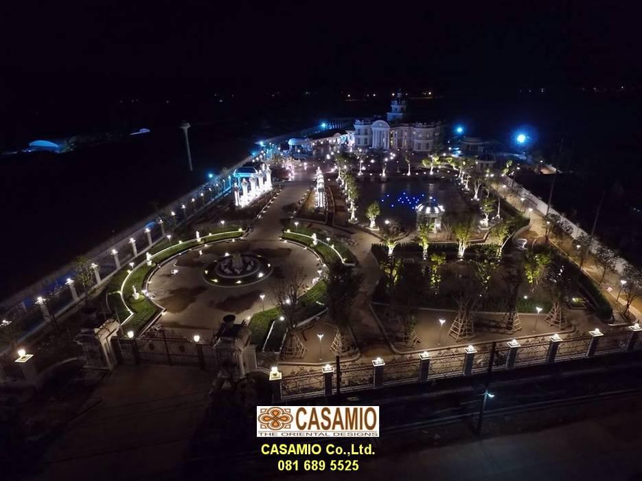 :  สวน โดย CASAMIO Co.,Ltd., คลาสสิค