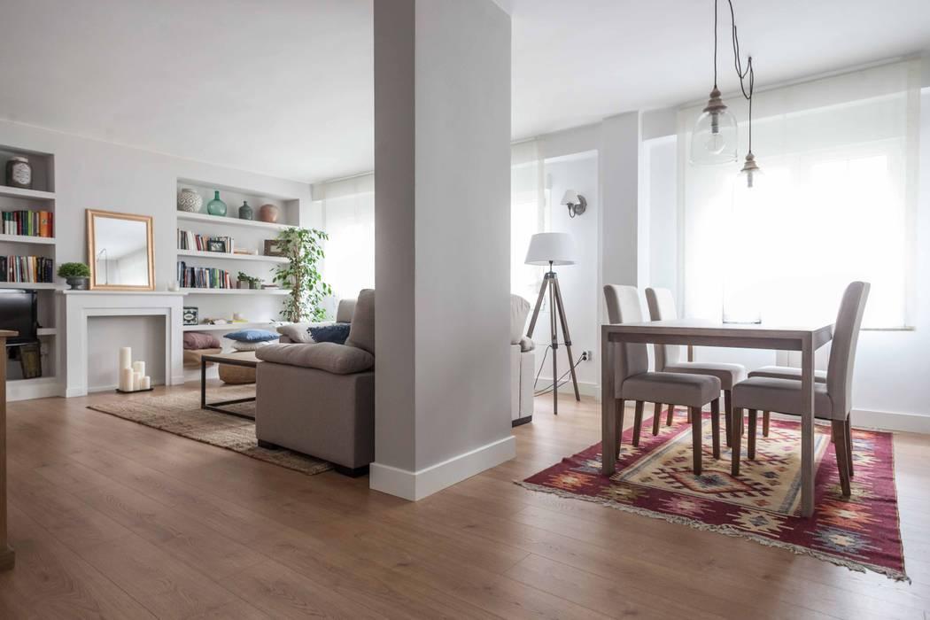 :  Dining room by Espacio Sutil