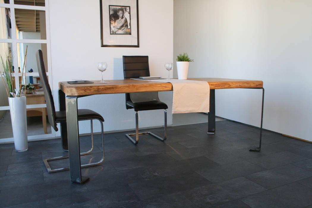 Esstisch 3 Modern Von Woodesign Christoph Weisser Modern