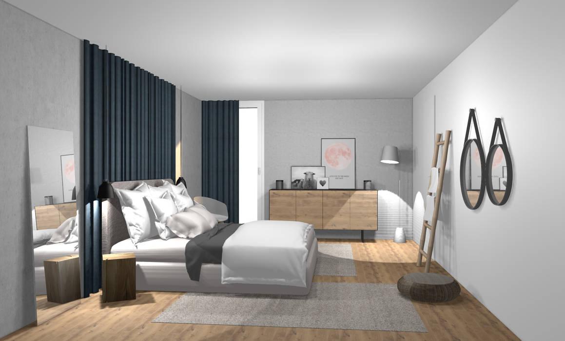 Schlafzimmer modern einrichte moderne schlafzimmer von ...