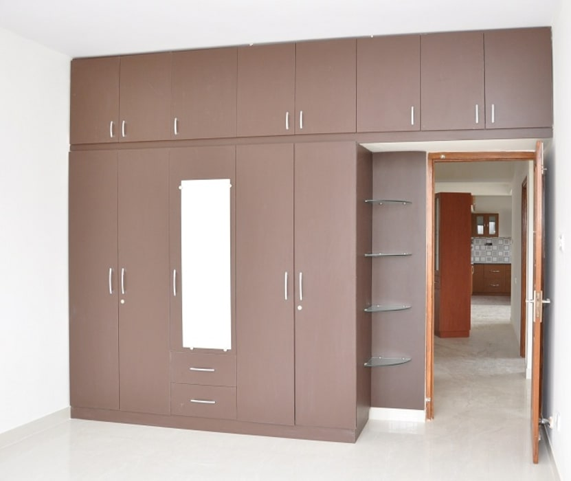 Buy Wooden Cupboard Online In India: Asian Bedroom By