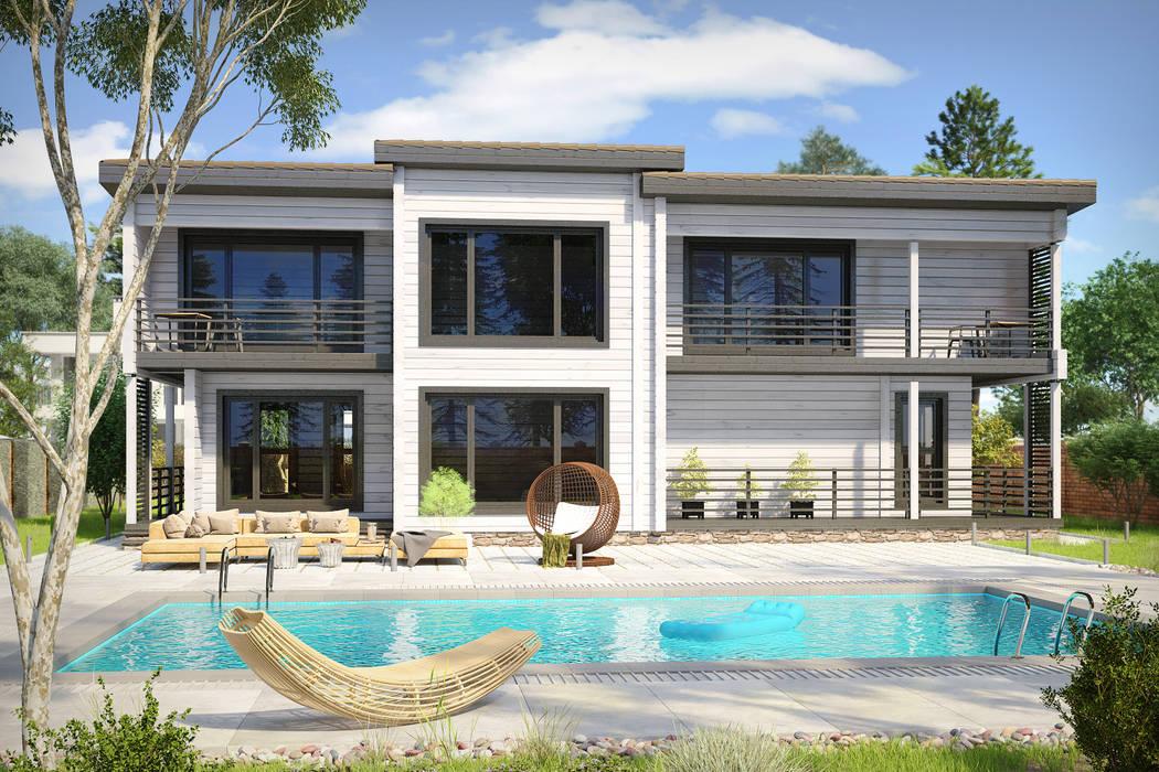 Cicilia Prestige: Дома в . Автор – Amber Haus