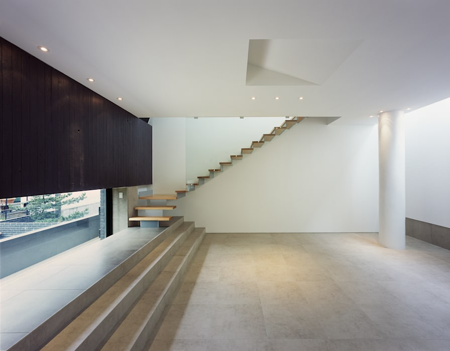 Modern Houses by 건축사사무소 힘 Modern