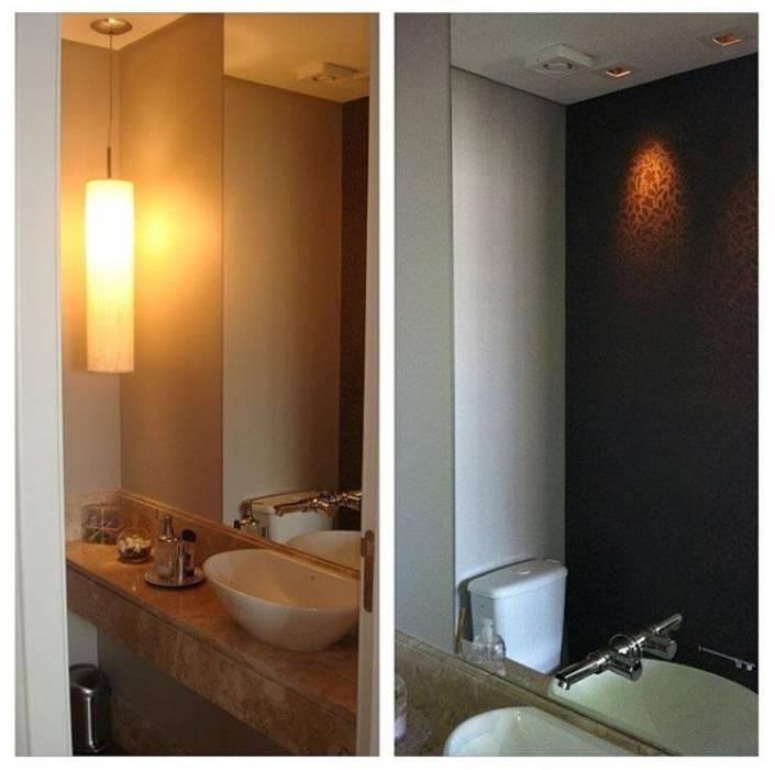 Modern Bathroom by LVM Arquitetura Modern