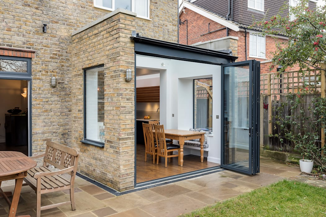 Vicarage Rd London SW14 Modern houses by VCDesign Architectural Services Modern