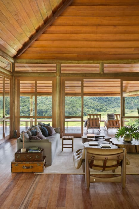 by Gisele Taranto Arquitetura Country