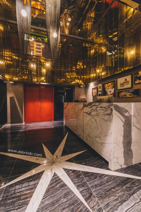 The Drama Hotel 根據 Taipei Base Design Center 古典風