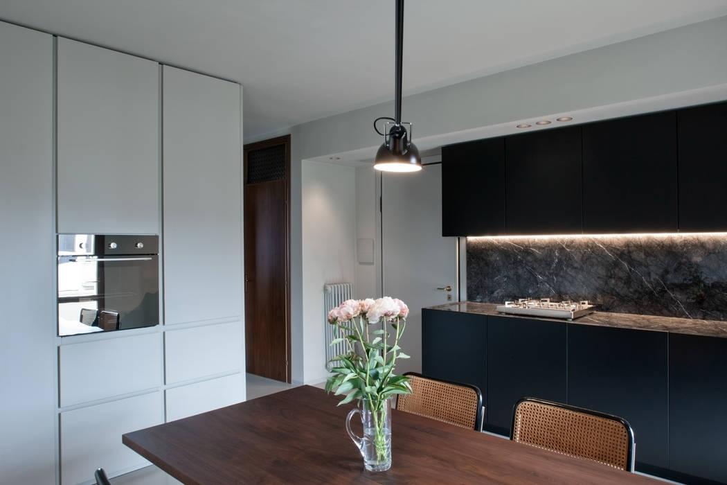 Nuovo progetto MIDE architetti Cucina moderna