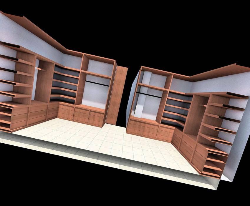 CASA H-9: Casas de estilo  por Elite Arquitectura y Asoc. SAS.,