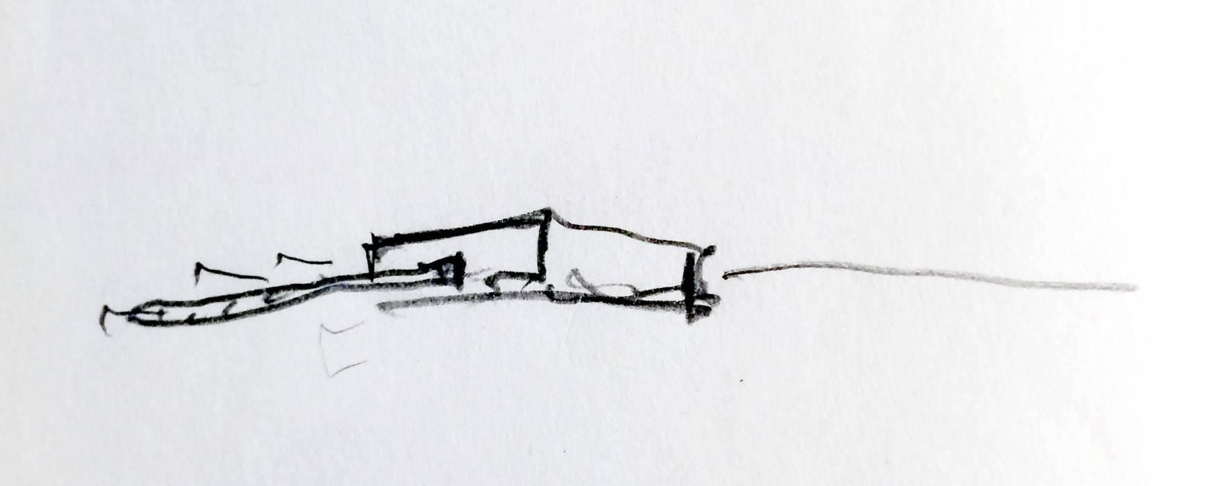 la pinyolada Bodegas de estilo industrial de juan marco arquitectos Industrial