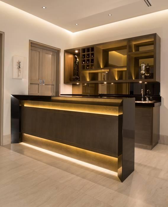 Moderne Weinkeller von Rousseau Arquitectos Modern