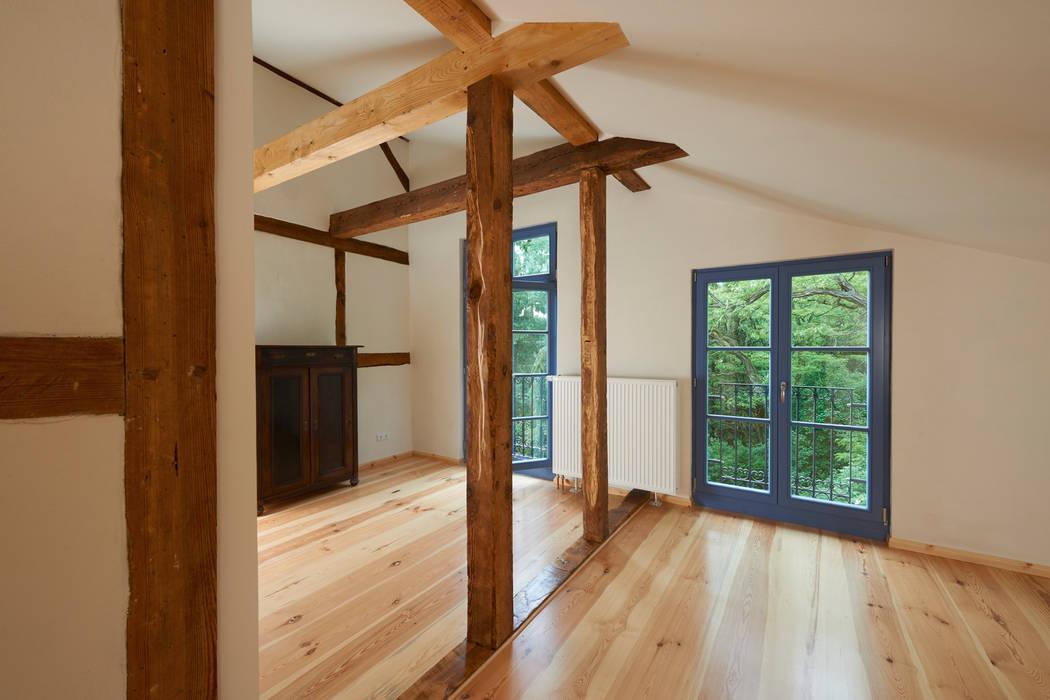 Schlafzimmer dachgeschoss: schlafzimmer von gabriele riesner ...