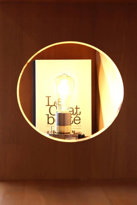 Living room theo &lodge inc. / 株式会社アンドロッジ,