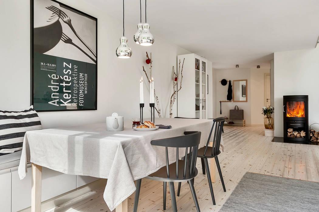 Schweden Küche | Ferienhaus In Schweden Skandinavische Kuche Von Bohemian Nordic