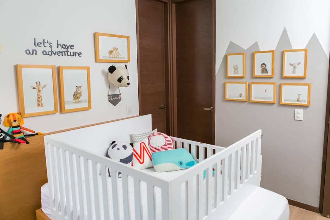 Little One Phòng trẻ em phong cách Bắc Âu